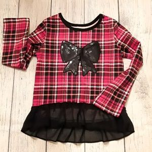 Like-new Garanimals girls dress top!